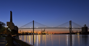 Savannah Port with 60 miles great for logistics warehousing