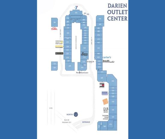 Darien Outlet Mall